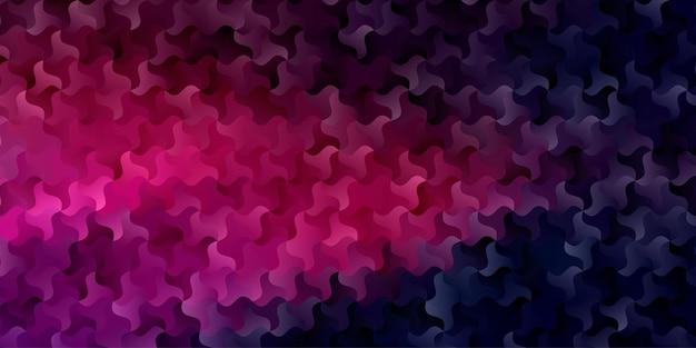 Abstrait coloré. motif de formes dégradées.
