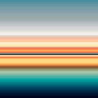 Abstrait coloré, avec le sens de l'été, de la plage et de l'océan.