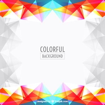 Abstrait coloré
