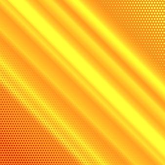 Abstrait avec la conception de points de demi-teintes