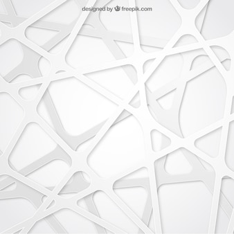Abstrait en couleur blanche