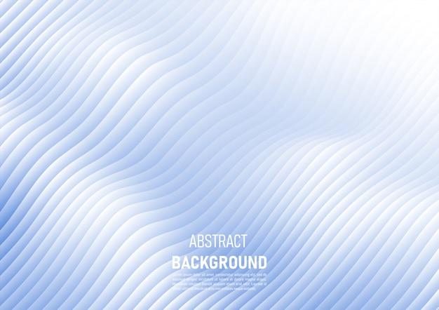 Abstrait De Couleur Dégradé Blanc Et Gris. Vecteur Premium