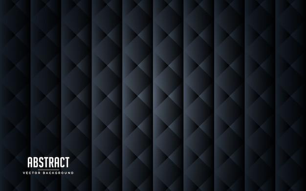 Abstrait couleur géométrique noir et gris