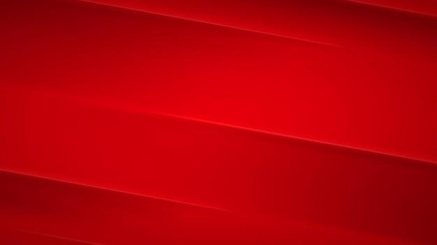 Abstrait en couleurs rouges