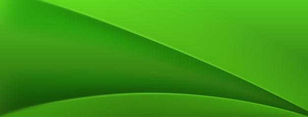 Abstrait en couleurs vertes