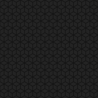 Abstrait de cubes lineart
