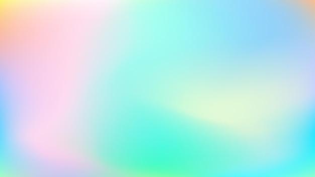 Abstrait dégradé coloré flou