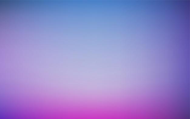 Abstrait dégradé violet et bleu simple