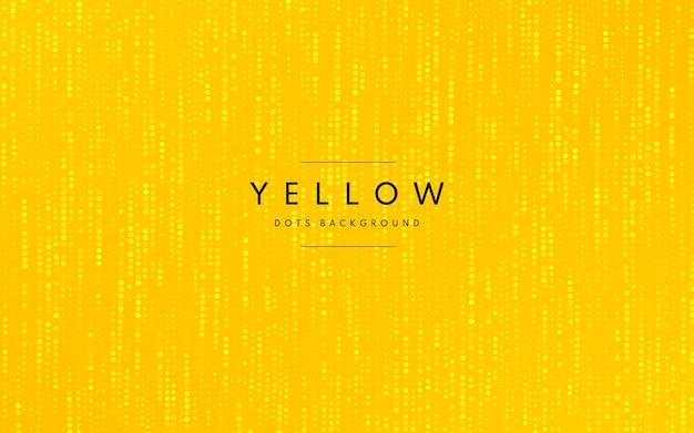 Abstrait demi-teinte jaune minimal.