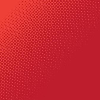 Abstrait de demi-teinte rouge