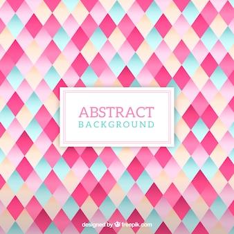 Abstrait avec un design géométrique