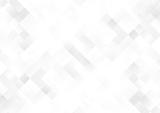 Abstrait avec un design monochrome low poly