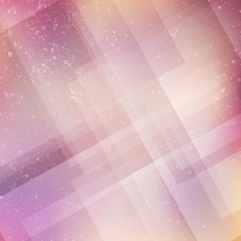 Abstrait avec un design pastel