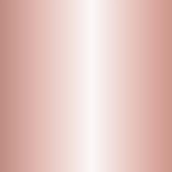 Abstrait de feuille de métal or rose