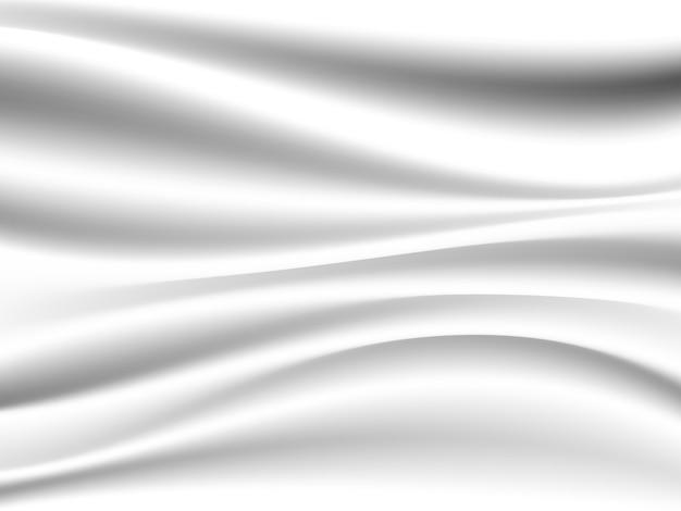 Abstrait de flou de tissu blanc