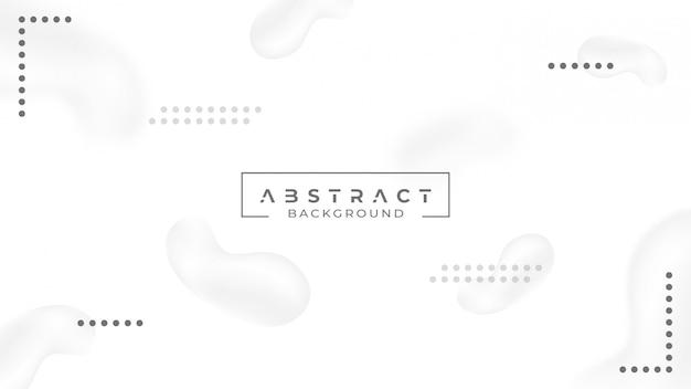 Abstrait fluide