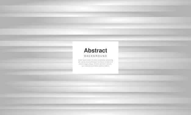 Abstrait fond blanc argenté