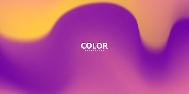 Abstrait fond dégradé violet