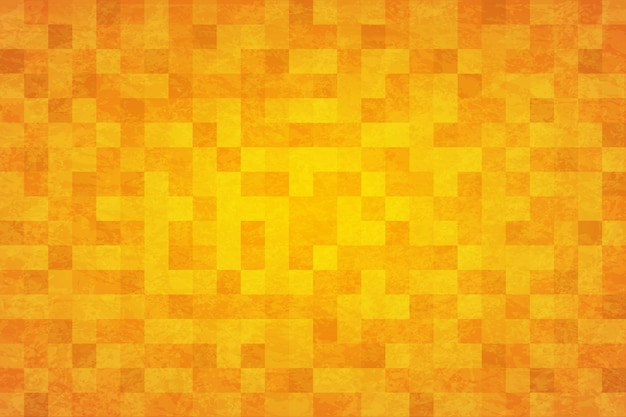 Abstrait fond jaune orange