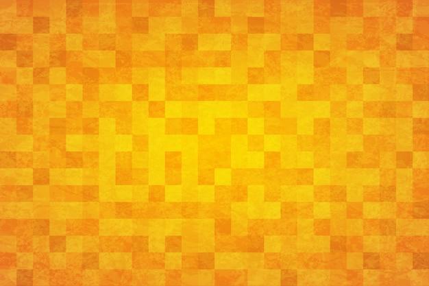 Abstrait fond jaune orange