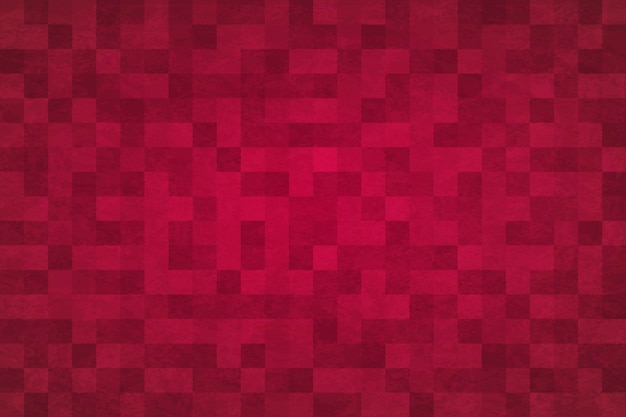 Abstrait fond rouge