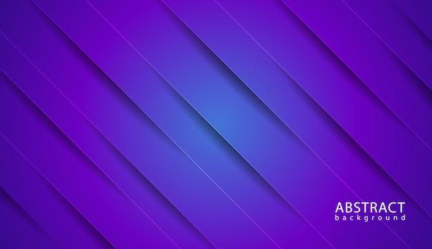 Abstrait de forme de bande géométrique