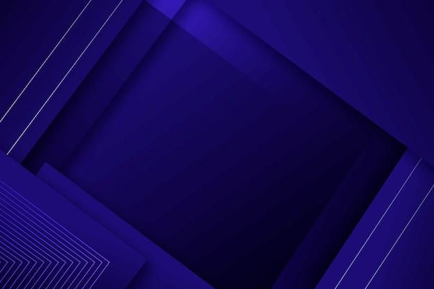 Abstrait de formes carrées