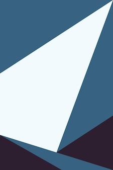 Abstrait, formes charbon de bois, illustration vectorielle de fond d'écran violet brume.