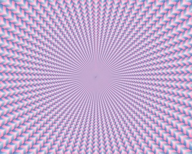Abstrait avec des formes géométriques 3d