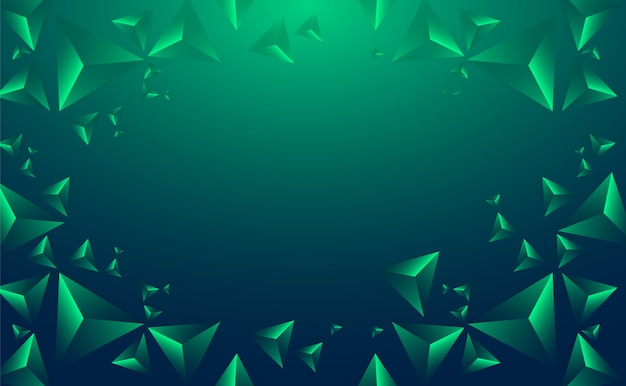 Abstrait avec des formes
