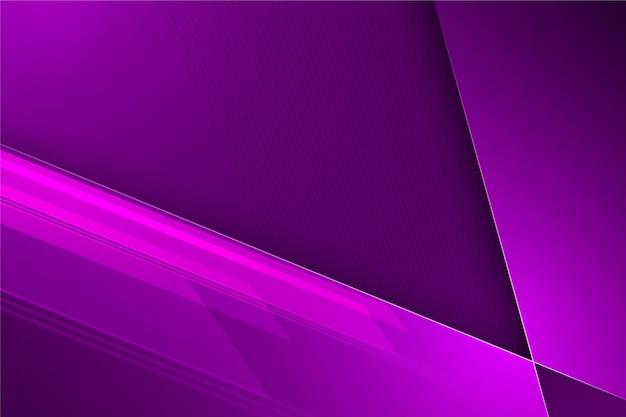 Abstrait futuriste dans des tons violets
