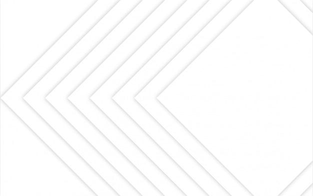 Abstrait géométrique lumière blanche