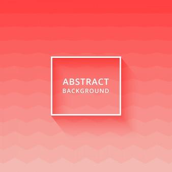 Abstrait géométrique moderne en zigzag