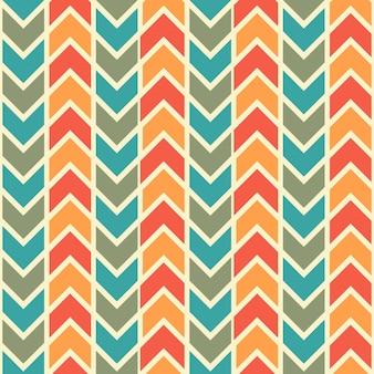 Abstrait géométrique sans soudure. couleur vive de texture de motif graphique moderne