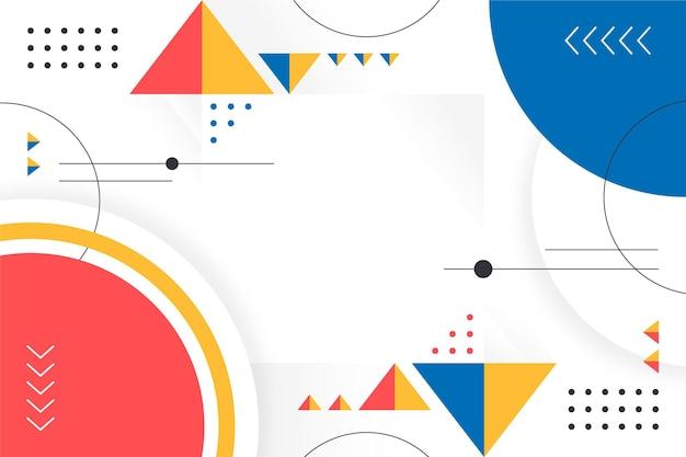 Abstrait géométrique