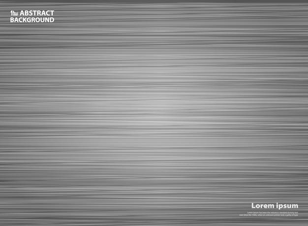 Abstrait gris ligne bande motif de fond