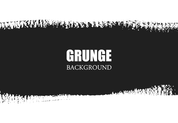 Abstrait grunge noir et blanc