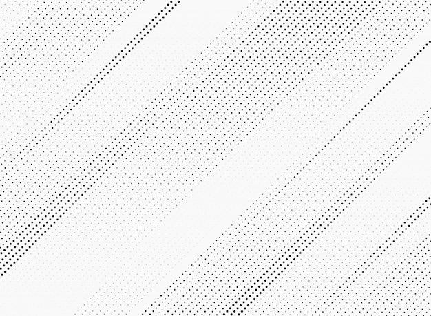 Abstrait de ligne noire.