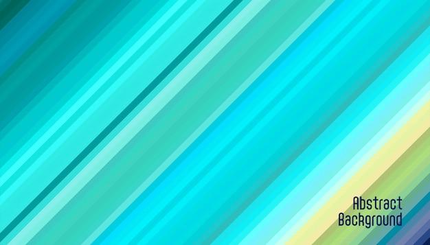 Abstrait lignes bleues diagonales