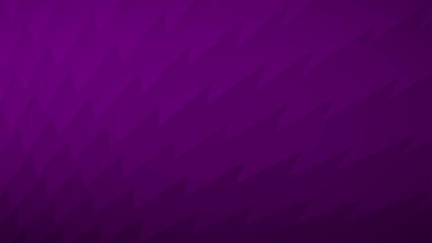 Abstrait de lignes brisées dans les tons violets