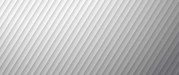 Abstrait avec des lignes diagonales. ligne de dégradé gris