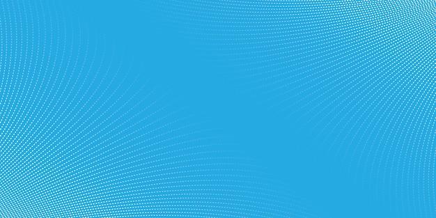Abstrait avec des lignes ondulées courbes illustration vectorielle pour la conception vague de lignes