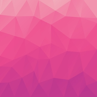 Abstrait low poly,