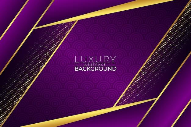 Abstrait de luxe style violet
