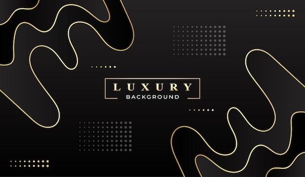 Abstrait de luxe