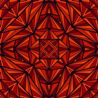 Abstrait mandala