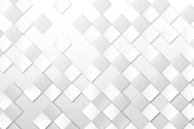 Abstrait minimal blanc