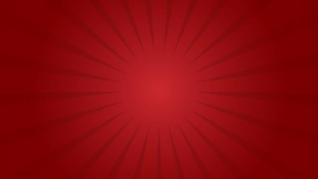 Abstrait, moderne, bande dessinée, jeu, style, lignes, texture, design, rouge, fond d'écran dégradé rouge foncé fond illustration vectorielle