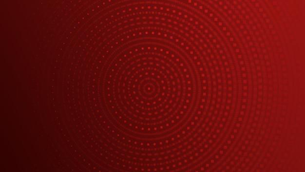 Abstrait, moderne, carrés, formes, design, rouge, fond d'écran dégradé rouge foncé fond illustration vectorielle