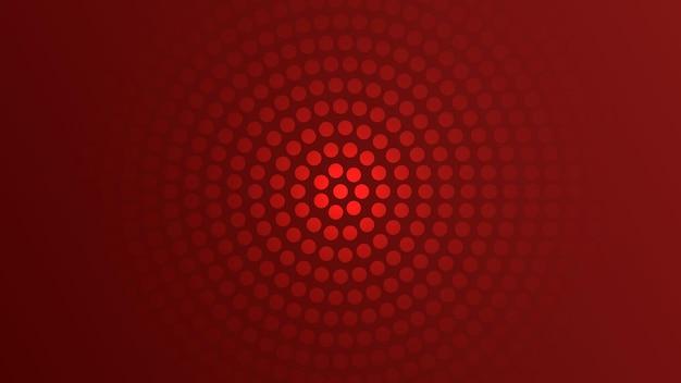 Abstrait, moderne, cercles, formes, design, rouge, fond d'écran dégradé rouge foncé fond illustration vectorielle